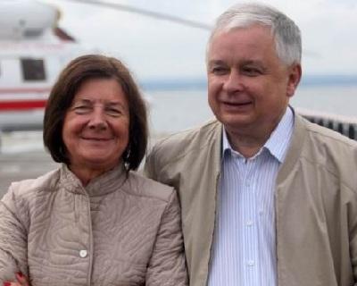 Para prezydencka, Lech Kaczyński